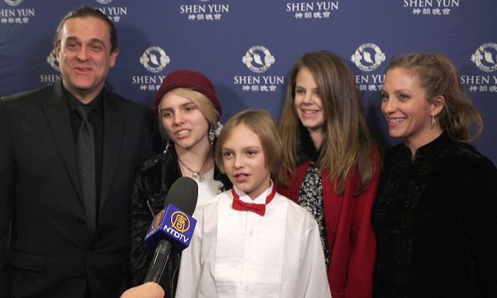 Country Music Artist: Shen Yun, 'Amazing experience that I will never forget'