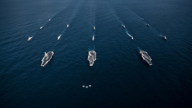 Theodore Roosevelt Carrier Strike Group