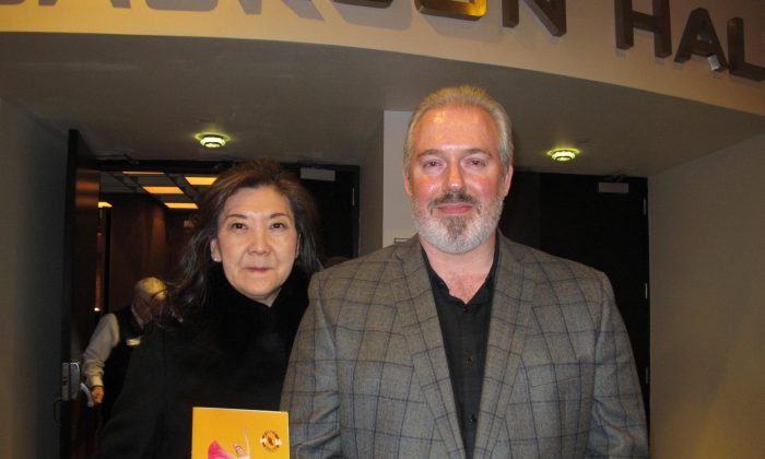Music Composer: Shen Yun's Orchestra Is Beautiful and Amazing