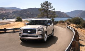 The New 2018 Infiniti QX80