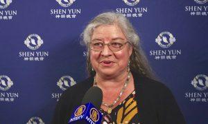 Teacher Finds Pure Joy In Shen Yun