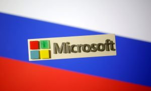 U.S. Sanctions Curb Microsoft Sales to Hundreds of Russian Firms