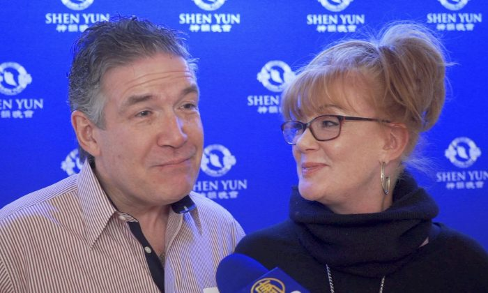 Georgeann Dau Finds Validation of Her Way of Life at Shen Yun