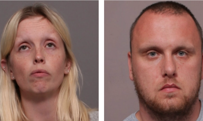 Donna Morris (left) and Kevin Warren (right). (Leicestershire Police)