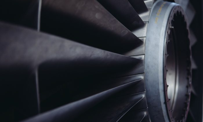 An airplane turbine. (PublicDomainArchive/ Pixabay CC0 Creative Commons)