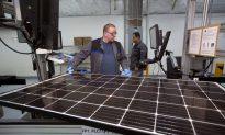 Trump Slaps Steep Tariffs on Imported Washers, Solar Panels