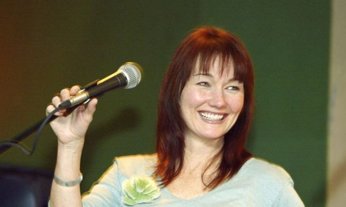 Lari White in 2004. (Photo by Scott Gries/Getty Images)