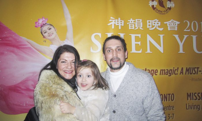 Business Owner Impressed by Expressiveness of Classical Chinese Dance in Shen Yun