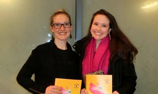 Former Dancers Impressed By Shen Yun's Technique, Precision