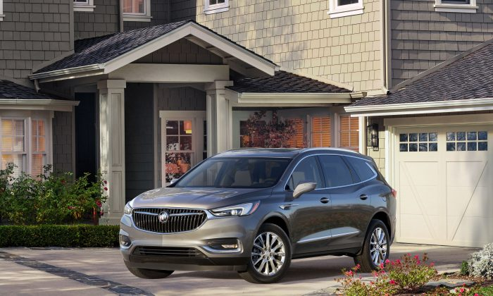 2018 Buick Enclave (Buick Canada)
