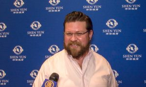 Finance Director Sees Love, Peace, Tolerance in Shen Yun