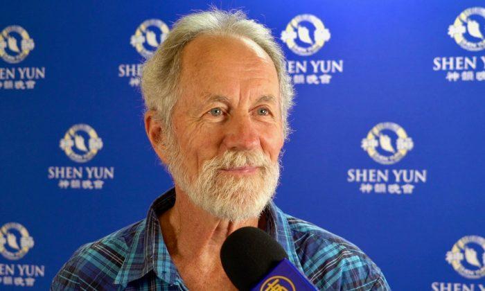 Shen Yun 'Brilliant, Very Impressive'