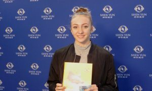 Gymnast Amazed By Shen Yun: 'Something You've Never Seen Before'