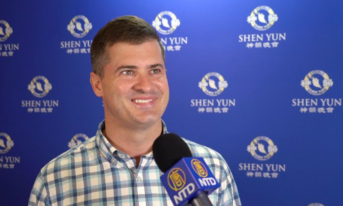 Shen Yun Is an Incredible Performance General Manager Says