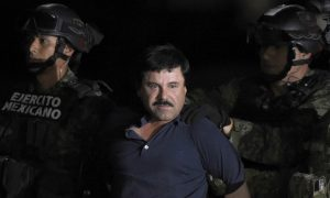 El Chapo Hitman Used 'Murder Room' for Executions Near Border: Witness
