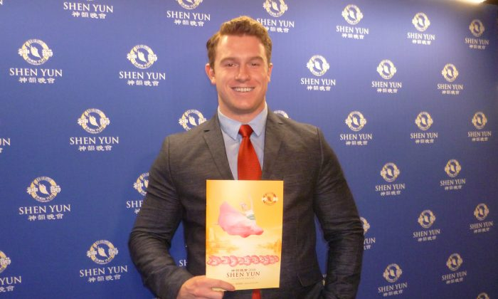 Actor Commends Shen Yun's Director for 'Phenomenal Job'