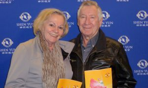 Shen Yun Is a 'Most Amazing Cultural Journey,' Says Theatergoer