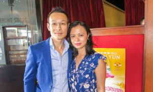 Shen Yun 'Provides Inspiration' Doctor Says