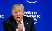 Trump Pitches America-First in Davos
