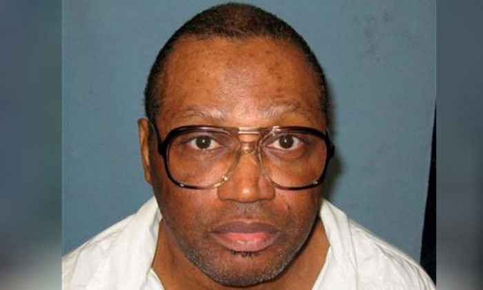 Vernon Madison, one of Alabama's longest-serving death row inmates, appears in a booking photo provided by the Alabama Department of Corrections. Alabama Department of Corrections/Handout via REUTERS/File Photo