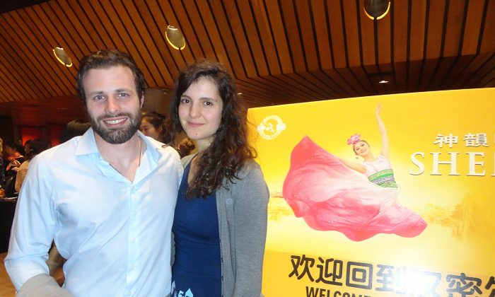 Shen Yun Expresses 'Beauty and Grace,' Says National Martial Arts Champion