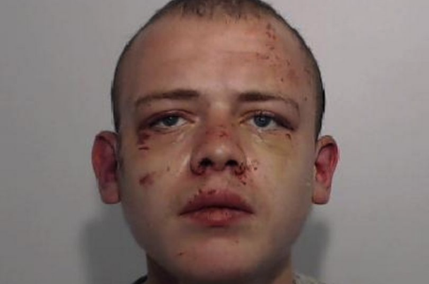 Conrad Pritchard has been sentenced to 32 months in prison by a British court.  (Greater Manchester Police)