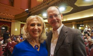 Tech Company Vice President Finds Shen Yun Delightful