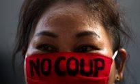 Thai Pro-Democracy Activists Protest Against Junta Delaying Polls