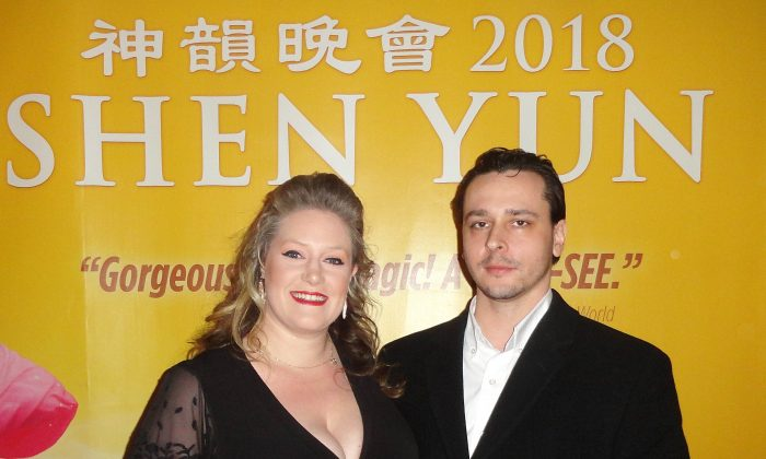 Audience Member Touched By Deep Meaning In Shen Yun
