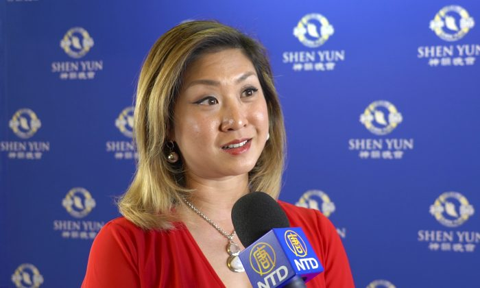 TV Host Jolene Chin Highly Recommends Shen Yun