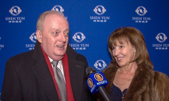Retired Air Force Colonel Returns to See Shen Yun for the Second Time
