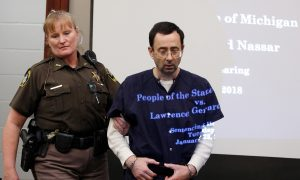 Nassar Sex Abuse Victims, University Reach $500 Million Settlement - Attorneys