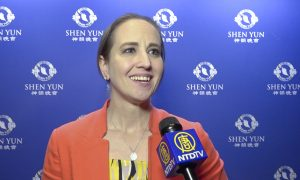 Company CEO: 'In One Word, Shen Yun Was Peace'