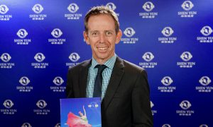 Canberra Minister Finds Shen Yun A Wonderful Display of Culture