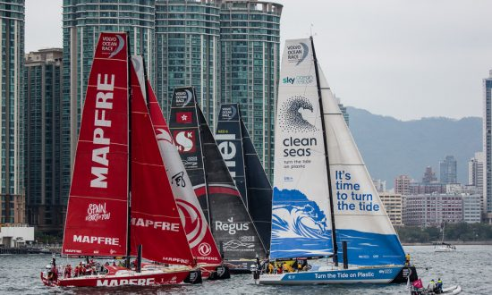 Scallywag first to HK, struggles to maintain momentum