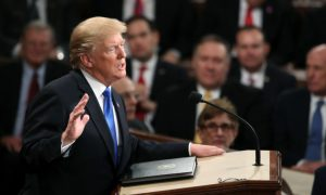 75% of Viewers Approve of Trump's Maiden State of the Union Speech