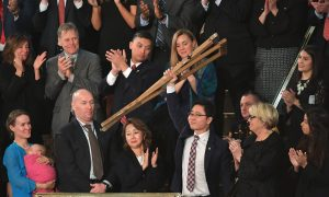 North Korean Defector a Powerful Symbol at State of the Union