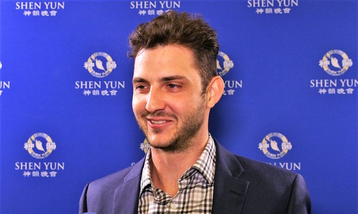 Business Owner Praises Harmony of Shen Yun: 'Perfect, Seamless'