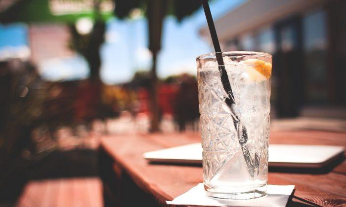 A George Washington University student has developed a napkin that detects date rape drugs left inside a drink. (CC0)