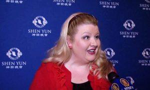 Dance Teacher: Shen Yun, 'This Is Like Heaven, Absolutely Beautiful'