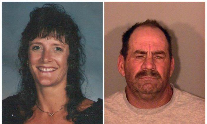 Deborah Crouch and Ronald Hitchcock. (San Bernardino County District Attorney)