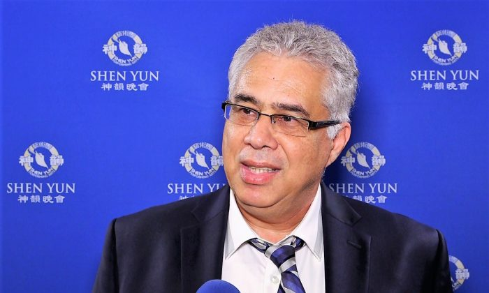 Theatergoer: Shen Yun is 'The Best I've Seen in My Life'