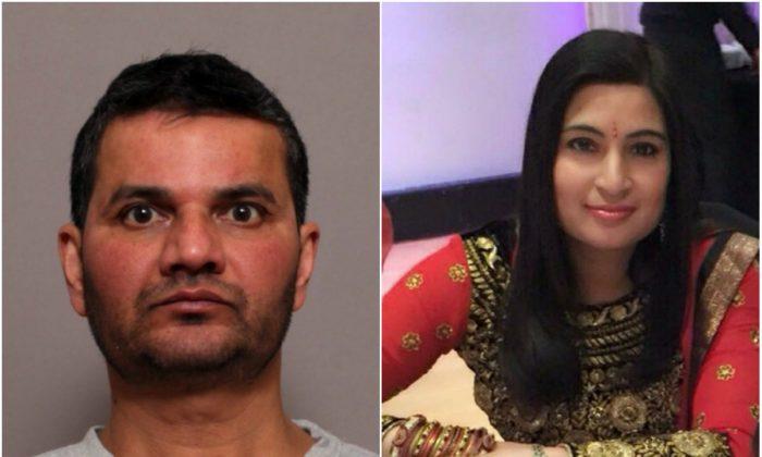 Ashwin and Kiran Daudia. (Leicestershire Police)