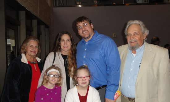 Professor Enjoys Chinese Culture Presented at Shen Yun