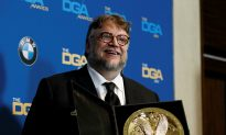 Guillermo Del Toro Wins Directors Guild Top Award for 'The Shape of Water'