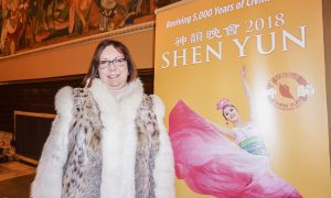 Uplifting Shen Yun Dancers Are Beyond Compare