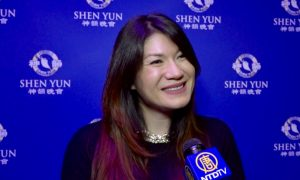 Attorney Finds Her Experience at Shen Yun Magical