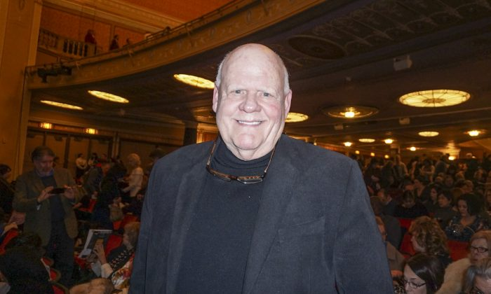 Talent Manager Finds 'Peacefulness' in Shen Yun