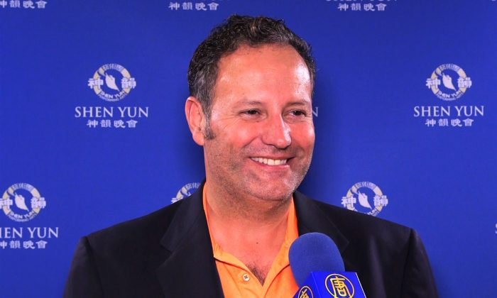 CEO Returns To Shen Yun: 'I'm Ecstatic, I Loved It'
