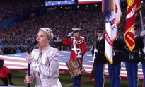 Video: Pink Sings National Anthem at Super Bowl 52